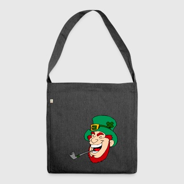 lucky charm - Shoulder Bag made from recycled material