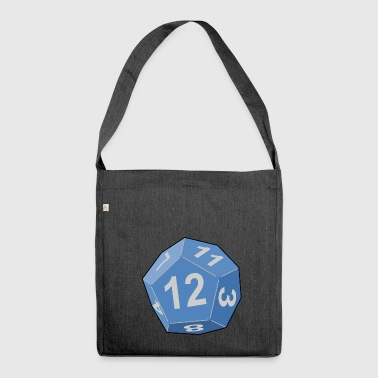 dice - Shoulder Bag made from recycled material