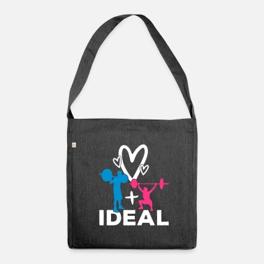 Partnership Ideal partnership - Shoulder Bag recycled