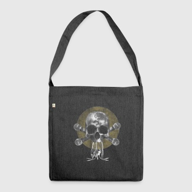 Death Metal - Borsa in materiale riciclato