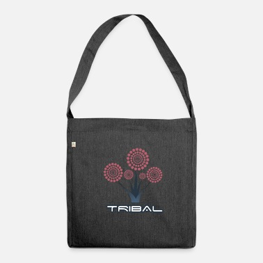 Tribal TRIBAL - Shoulder Bag made from recycled material