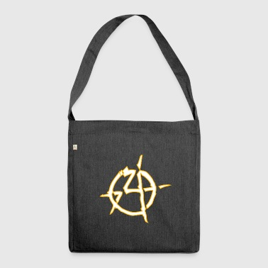 ANARCHY INK - Shoulder Bag made from recycled material