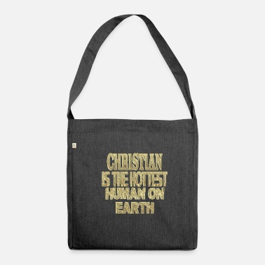 Christian Christian - Shoulder Bag recycled