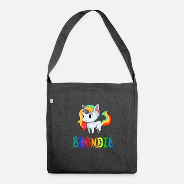 Brandy Unicorn Brandie - Shoulder Bag recycled
