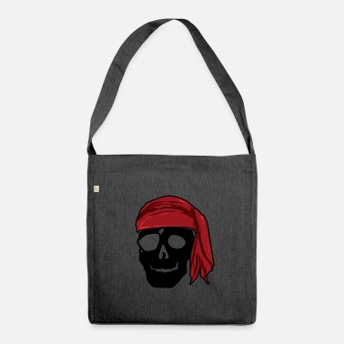 Buccaneer Pirate buccaneer gift - Shoulder Bag recycled