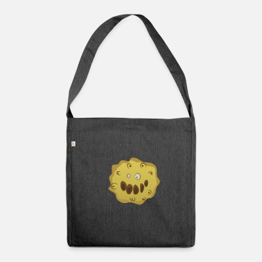 Little Monster - Shoulder Bag made from recycled material