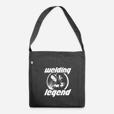 Gawkclothing Welding Legend - Shoulder Bag recycled