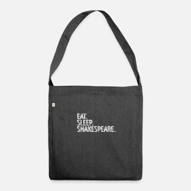 Shakespeare Shakespeare - Shoulder Bag made from recycled material