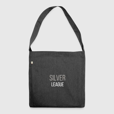 Maglietta lol argento League Legends - Borsa in materiale riciclato
