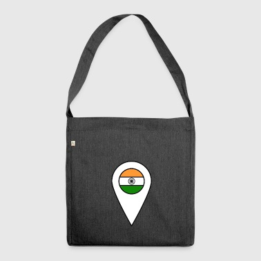 India India - Shoulder Bag made from recycled material