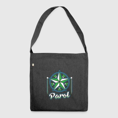 Parol Ornamental Star Christmas Lantern Filipino - Shoulder Bag made from recycled material