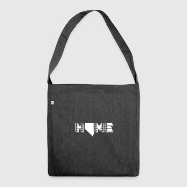Nevada Home gift for Nevada Citizens - Shoulder Bag made from recycled material