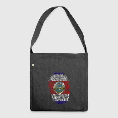Costa Rica - Shoulder Bag made from recycled material