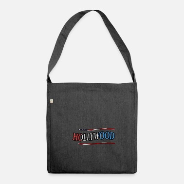 Hollywood Hollywood - Sac bandoulière 100 % recyclé