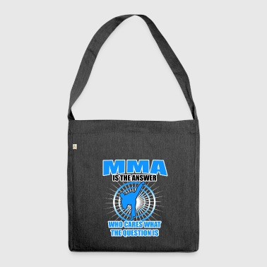 MMA gift - Shoulder Bag made from recycled material