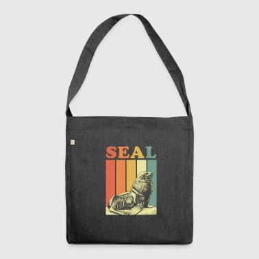 Seal - Schultertasche aus Recycling-Material