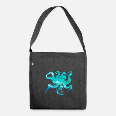 Kraken Kraken - Shoulder Bag made from recycled material