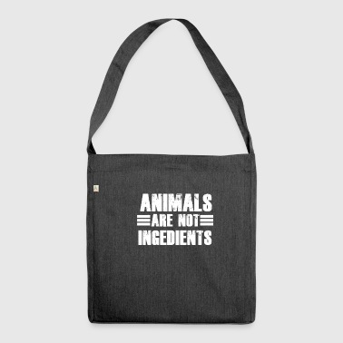 Animal Lover - Shoulder Bag made from recycled material
