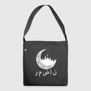 Ramadan Arabic Islam - Shoulder Bag made from recycled material