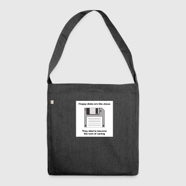 Jesus the for us - Shoulder Bag made from recycled material