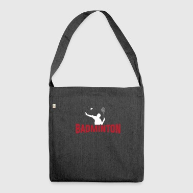 Badminton - Borsa in materiale riciclato