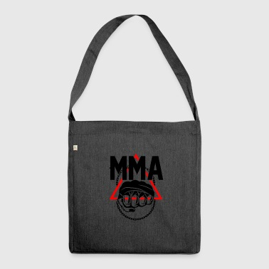 mma - Shoulder Bag made from recycled material