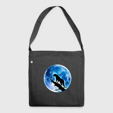 full moon - Shoulder Bag made from recycled material