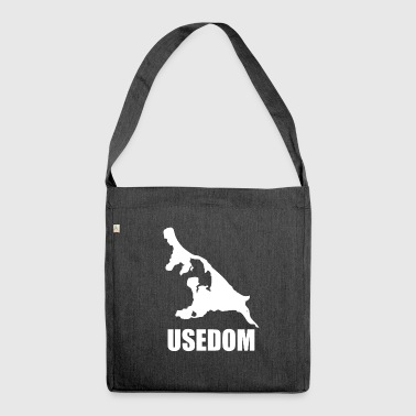 Usedom - Schultertasche aus Recycling-Material