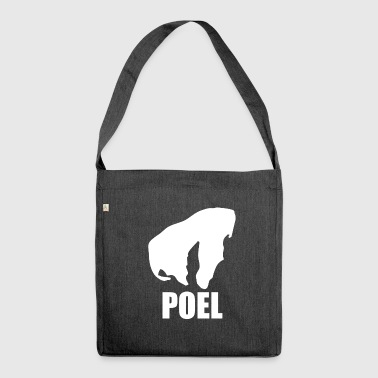 Poel - Schultertasche aus Recycling-Material