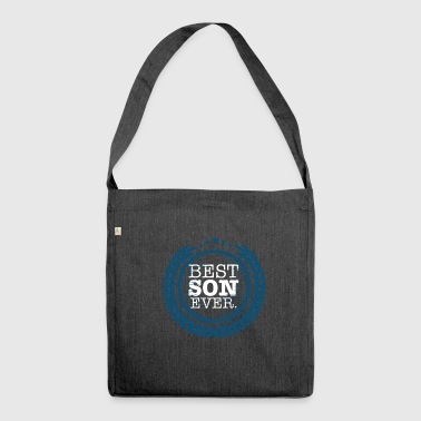 son - Shoulder Bag made from recycled material