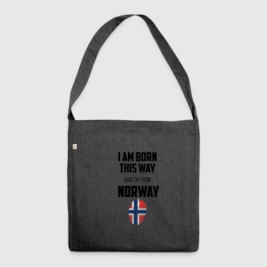 Norway - Norway - Shoulder Bag made from recycled material