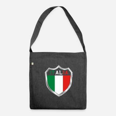 Italia Italia - Shoulder Bag made from recycled material