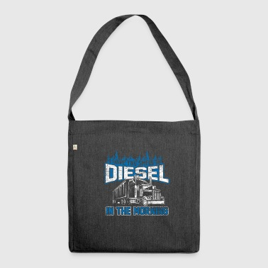 Diesel - Schultertasche aus Recycling-Material