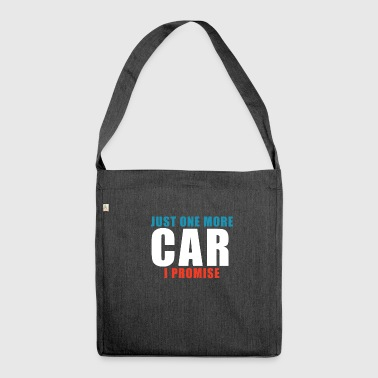 Auto - Schultertasche aus Recycling-Material