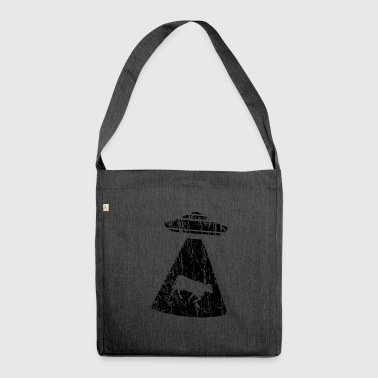 Ufo Aliens Area 51 - Shoulder Bag made from recycled material