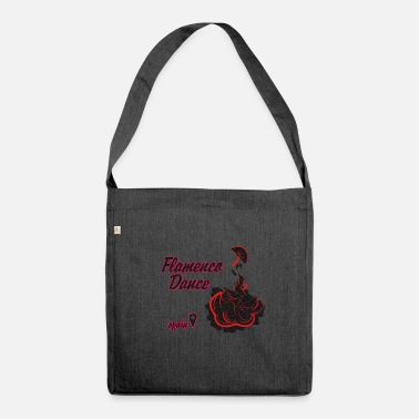 Flamenco flamenco - Borsa in materiale riciclato