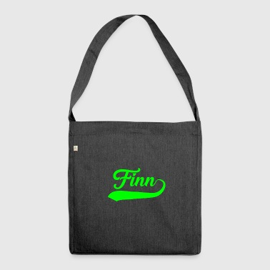 Finn - Shoulder Bag made from recycled material