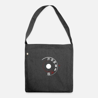 Manual Manual Camera - Shoulder Bag recycled