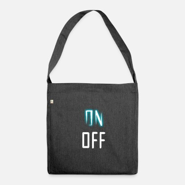 Off On / Off - Sac bandoulière 100 % recyclé