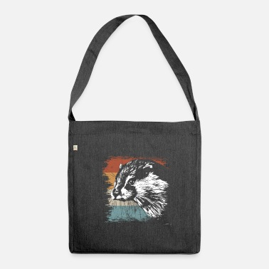 Otter otter - Shoulder Bag made from recycled material