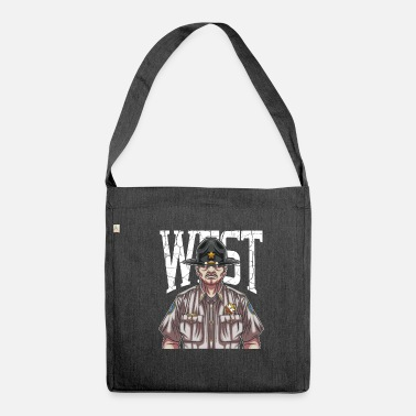 Sheriff sheriff - Shoulder Bag recycled