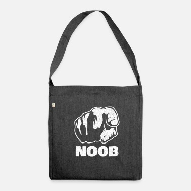 Noob Noob - Shoulder Bag made from recycled material