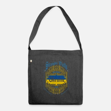 Ukraine Ukraine - Shoulder Bag made from recycled material