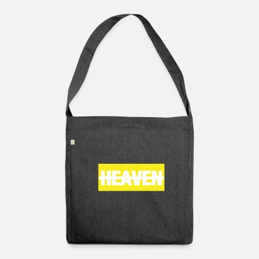 Heaven Heaven - heaven - Shoulder Bag made from recycled material