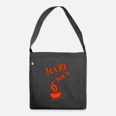 Hard Rock Hard rock - Borsa in materiale riciclato