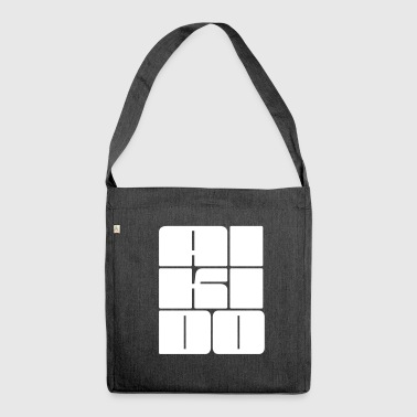 Aikido - Shoulder Bag made from recycled material