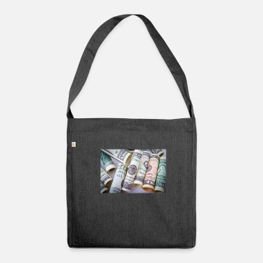 Dollar dollar - Shoulder Bag made from recycled material