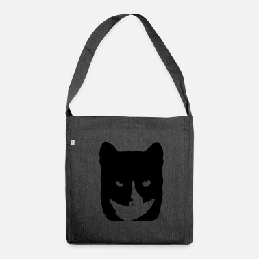 Cat Cat cats cat cats - Shoulder Bag made from recycled material