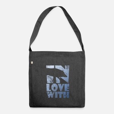 Boar Boar Boar Boar Love - Shoulder Bag recycled
