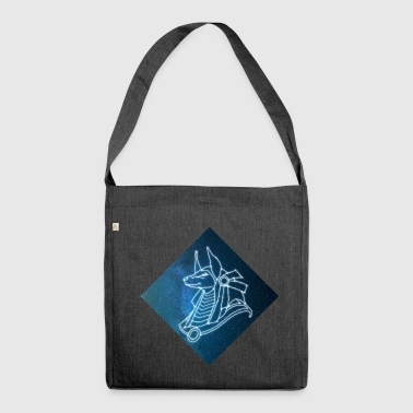 Seth Blue Sky - Shoulder Bag made from recycled material